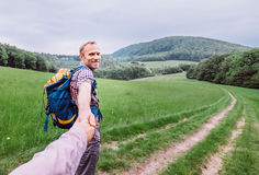 Let`s go together Royalty Free Stock Photography