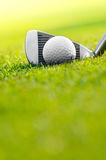Let's golf Stock Photography