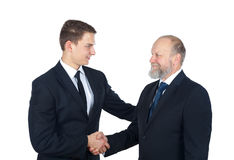 Let's have a business Stock Photo