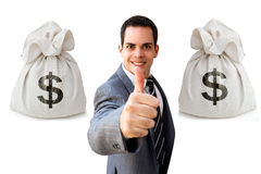 Lets make money! Stock Photos