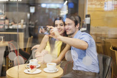 Let's make a photo together! Stock Photo