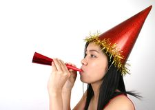 Let's party (series) royalty free stock photography