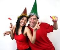 Let's party (series) stock photos