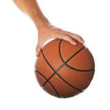 Let's play in basketball Stock Images