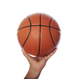 Let's play in basketball Royalty Free Stock Photography