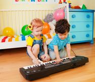 Let's play music Stock Photos