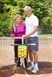 Let's play tennis Stock Photography