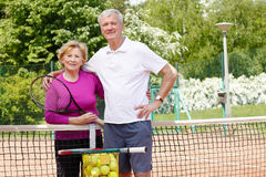 Let's play tennis Royalty Free Stock Photos