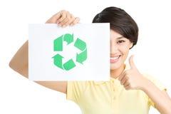 Let�s save nasz planeta! Obrazy Stock