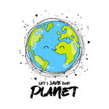 Let`s save our planet Stock Images