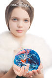 Let's save our world! Stock Photography