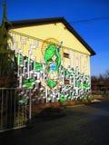Let's save the planet, Kamenets Podolskiy, Ukraine Stock Image