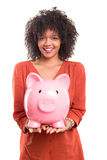 Let's save some money! Stock Image