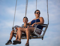 Let`s Swing Royalty Free Stock Photos