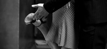 Let's Tango! Royalty Free Stock Photography