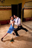 Let's Tango! Royalty Free Stock Images