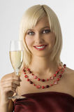 Let's toast Stock Photography