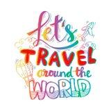 Let`s travel around the world. Stock Photos