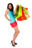 Let Us Go Shopping Royalty Free Stock Photos
