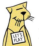Let& x27; juego de s Fotografía de archivo