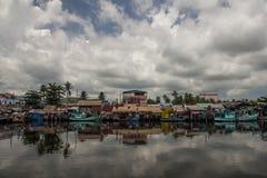 Letame Duong - isola Vietnam di Phu Quoc Immagine Stock Libera da Diritti