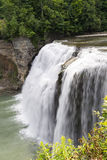 Letchworth Middle Falls Stock Image