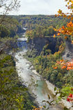 Letchworth Stae Park  New York State Royalty Free Stock Image