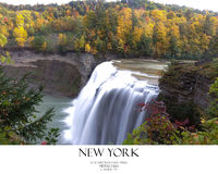 Letchworth State Park royalty free stock photos