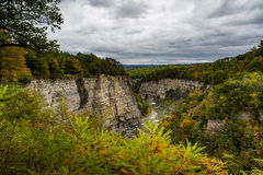 Letchworth State Park, New York. Letchworth State Park in the Finger Lakes region of western New York Royalty Free Stock Photography