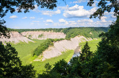 Letchworth State Park Stock Image