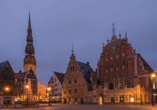 Letland, Riga royalty-vrije stock afbeelding