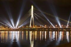 Letland, Riga negentigste royalty-vrije stock fotografie