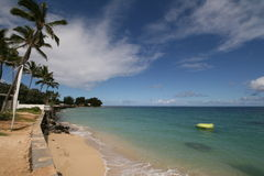 Letni dzień Seashore Obraz Royalty Free