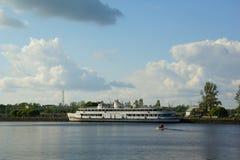 Letni dzień w Vyborg Fotografia Royalty Free