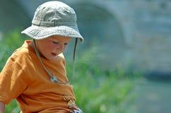 letnie dziecko Fotografia Royalty Free