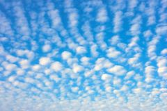 letnie niebo zdjęcie royalty free