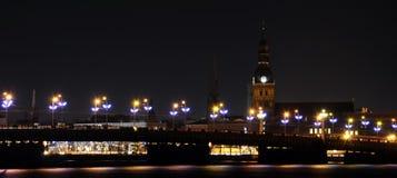 Letonia, Riga Fotos de archivo libres de regalías
