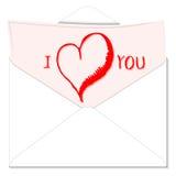 Letra Fotografia de Stock Royalty Free