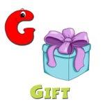 Letra G Fotografía de archivo libre de regalías