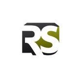 Letra R y S, RS, SENIOR, letra S, logotipo de la letra R libre illustration