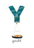 Letra Y Imagens de Stock
