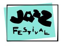 Letras del festival de música Fotos de archivo