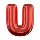 Letras infláveis do alfabeto 3d Imagem de Stock Royalty Free