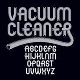 Letras modernas capitales del alfabeto del vector fijadas Fuente de moda, escritura ilustración del vector