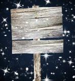 Letrero Fotografía de archivo libre de regalías