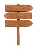 Letrero de madera Libre Illustration