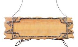 Letrero viejo. Imagen de archivo libre de regalías