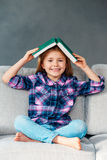 Lets play hide and seek! Royalty Free Stock Image