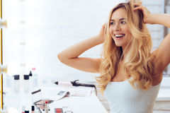 Lets play with my look! Royalty Free Stock Photo
