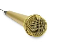 Lets' sing Royalty Free Stock Image